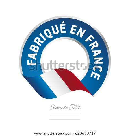 made in france  french language