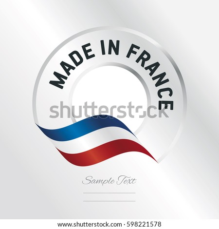 made in france transparent logo ...