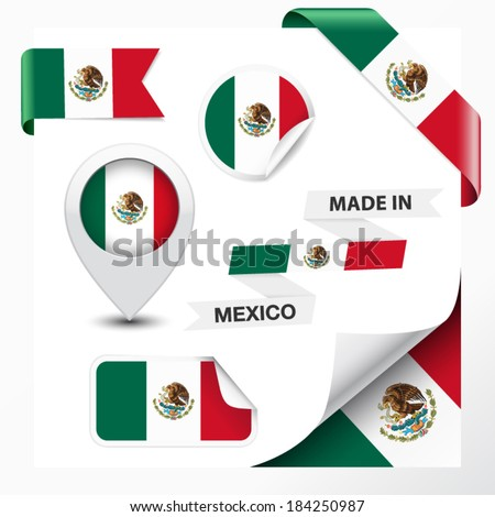 made in mexico collection of