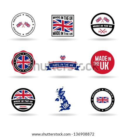 made in the uk vol 1