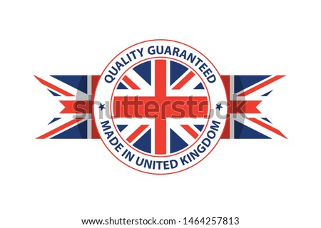 made in uk quality stamp