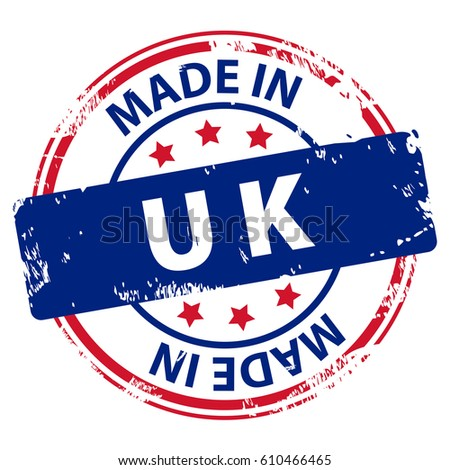 made in uk or england rubber