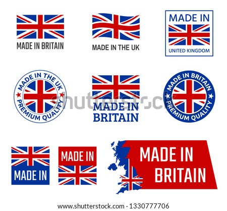 made in united kingdom  great