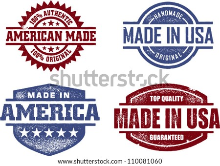 made in usa america original...