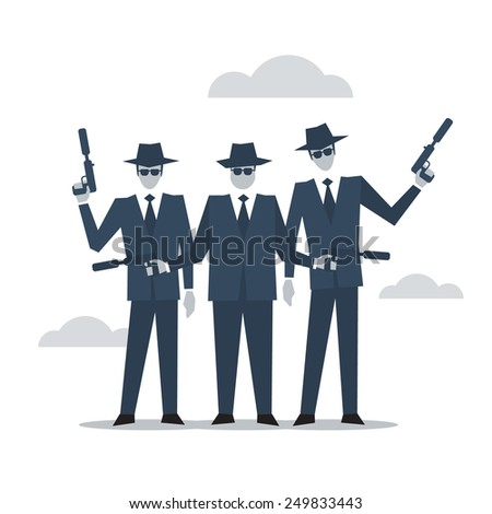 mafia illustration