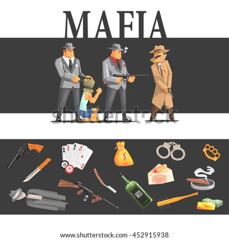 mafia taking hostage and their