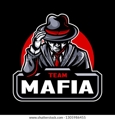 mafia team   mascot   esport