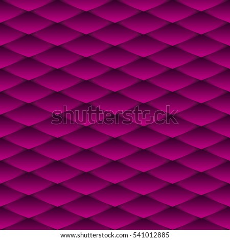 Magenta abstract background. Seamless pattern. Vector Illustration.