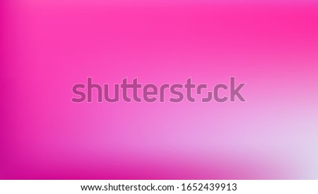 Magenta colored abstract gradient mesh Background. Magic style modern. Easy to edit recent color vector illustration. Minimal texture. Clean trendy fantasy.  New banner template.