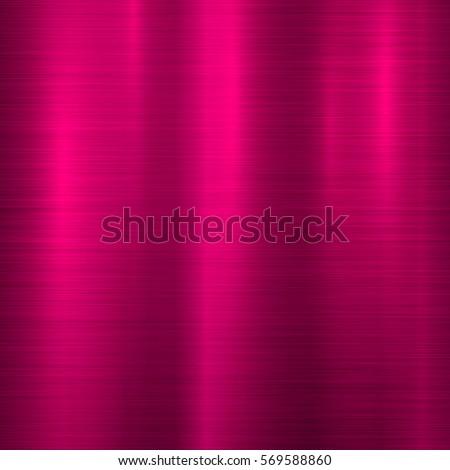 magenta metal abstract