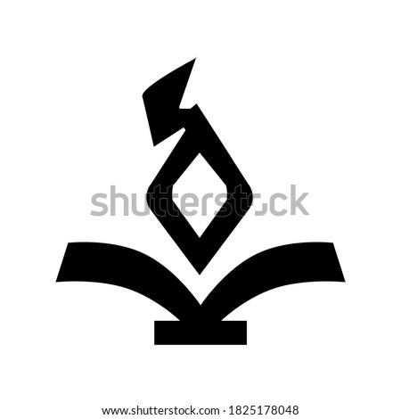 magic book icon position game