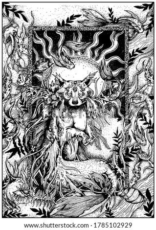 magic character  fairytale