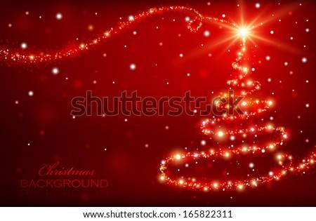 magic christmas tree christmas