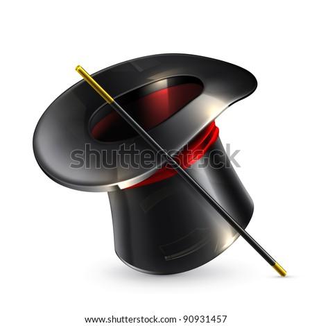 Magic cylinder hat, 10eps