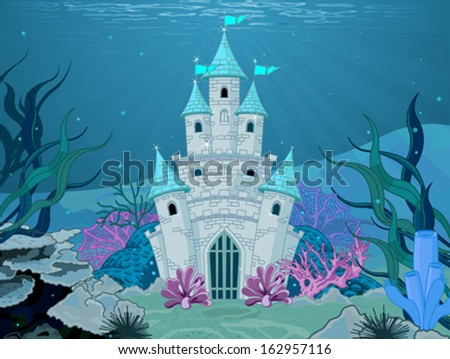 magic fairy tale mermaid
