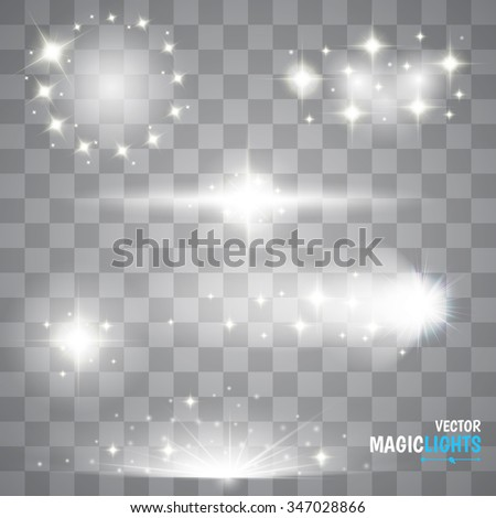 magic lights effects set