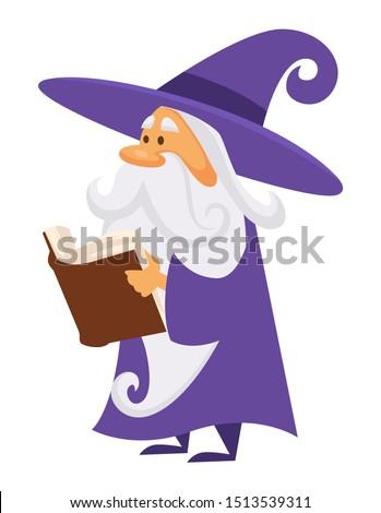 magic old man enchanter or