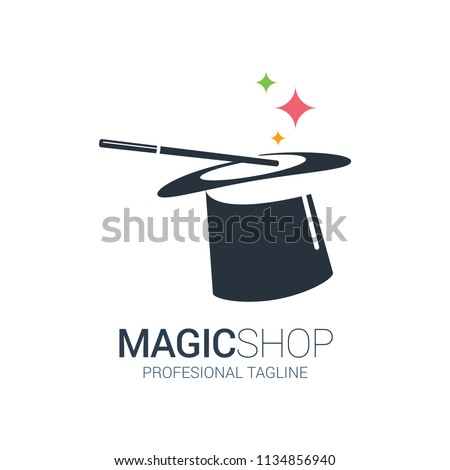 magic shop logo
