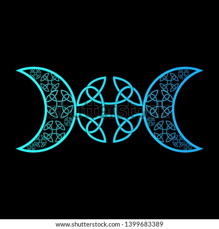 Magic symbol, sign, symbolism. Vector illustration #1399683389