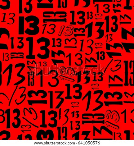 magic unlucky number thirteen