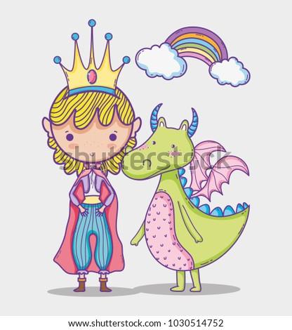 magic world little princess