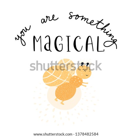 magical   cute hand drawn