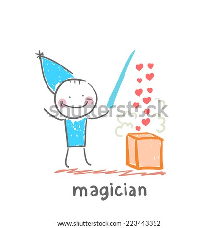 magician #223443352