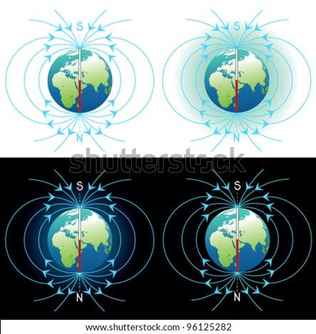 ¿Por qué la Tierra tiene campo magnético?