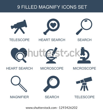 magnify icons trendy 9 magnify