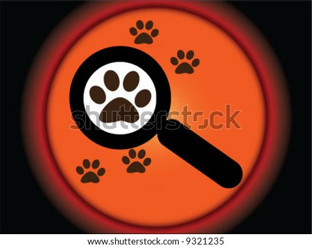 Magnifying glass for prosecution