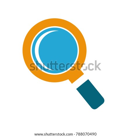 magnifying glass - search icon