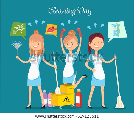 maid servicemaintaining basic