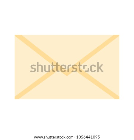 Mail icon - Message button