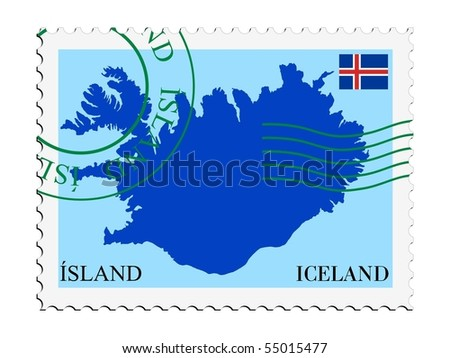 mail to/from Iceland