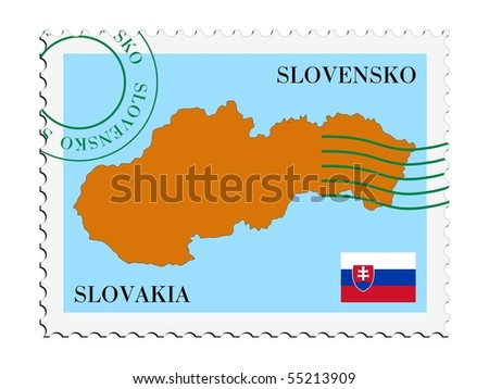 mail to/from Slovakia