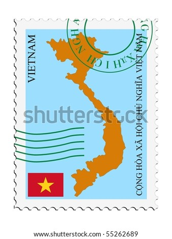 mail to/from Vietnam