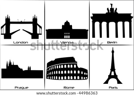 main landmarks and monuments of