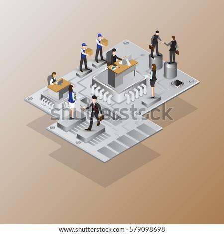 mainboard computer business ...