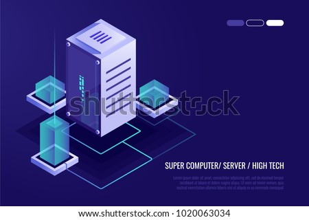 mainframe  powered server  high