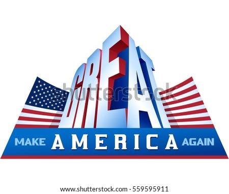 make america great again  stars