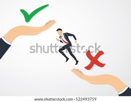 make decision , true or false vector