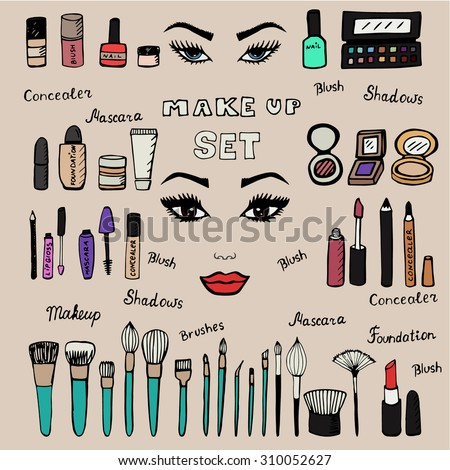 makeup kit items list names makeup vidalondon