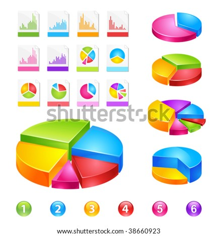 make your reports or presentations more illustrative ( new forms and coloures)
