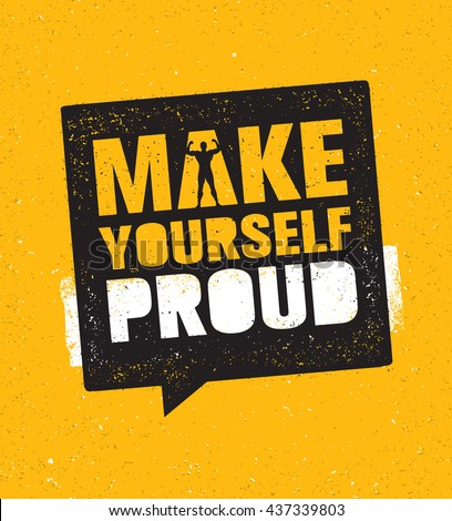 make yourself proud workout
