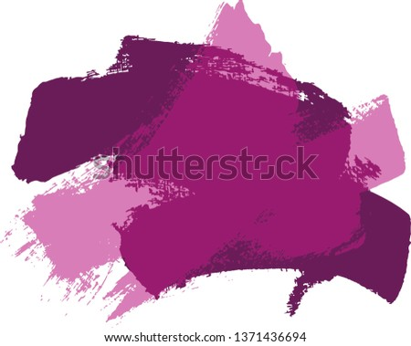 Makeup swatch, Makeup strokes, Beauty and cosmetic nude brush, Stains, Vector, Background, Smear make up lines collection, Set of lipstick swatches, Texture, Isolated on white, Smudge texture.