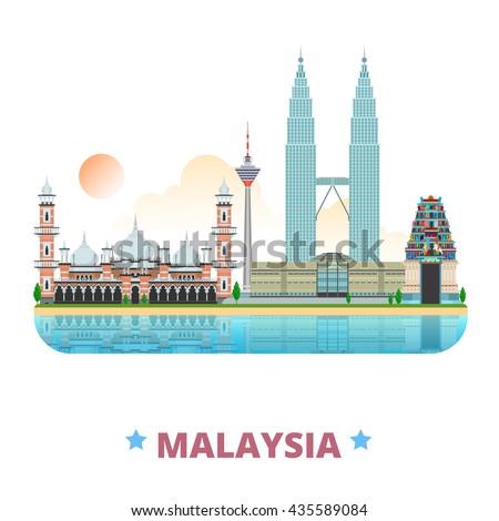 malaysia country design