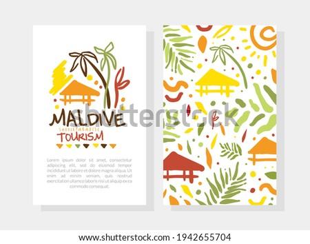 maldive summer paradise tourism