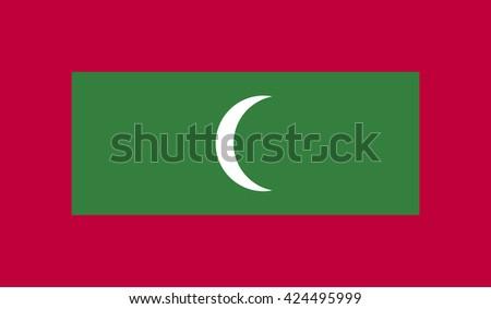 maldives flag maldives flag