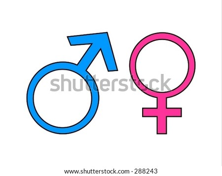 Male and female signals