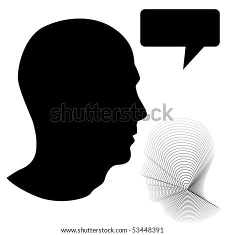 Male Head Profile